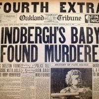 What Happened on May 12th - The Body of Lindbergh Baby Found