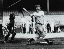 On the day Lou Gehrig hit four home runs, John McGraw resigned as manager of the Giants.