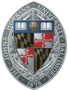 Seal of The Johns Hopkins University