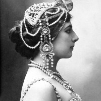 What Happened on July 25th - Mata Hari Sentenced to Die