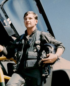 "Captain Charles B. ""Chuck"" DeBellevue, US Air Force"