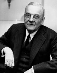 Secretary of State, John Foster Dulles