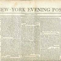 What Happened on November 16th - The New York Evening Post