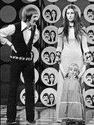 Sonny and Cher Comedy Hour (with daughter Chastity)