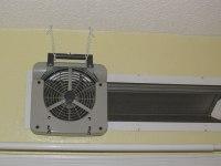 bathroom window fan battery operated | My Web Value