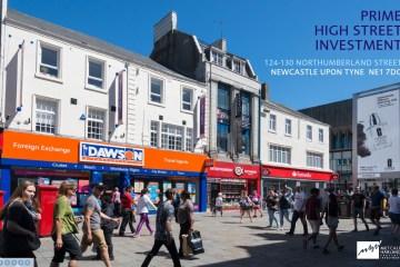 124-130 Northumberland St Newcastle brochure