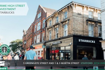 Greengate & Martin St Stafford brochure