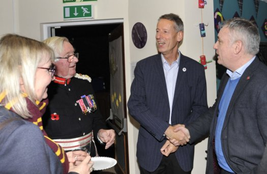 Local Councillor, Lord Lieutenant, Manager and MSP