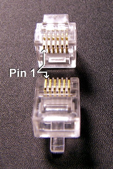 Rj25 Wiring Diagram Connect Your Telescope To A Laptop January 16 2011