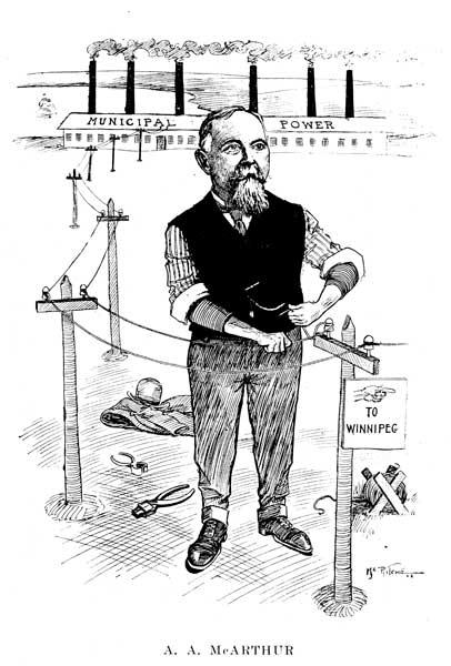 Memorable Manitobans: Archibald A. McArthur (1845-1912)