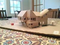 Ben's Boathouse Project, his coolest yet!