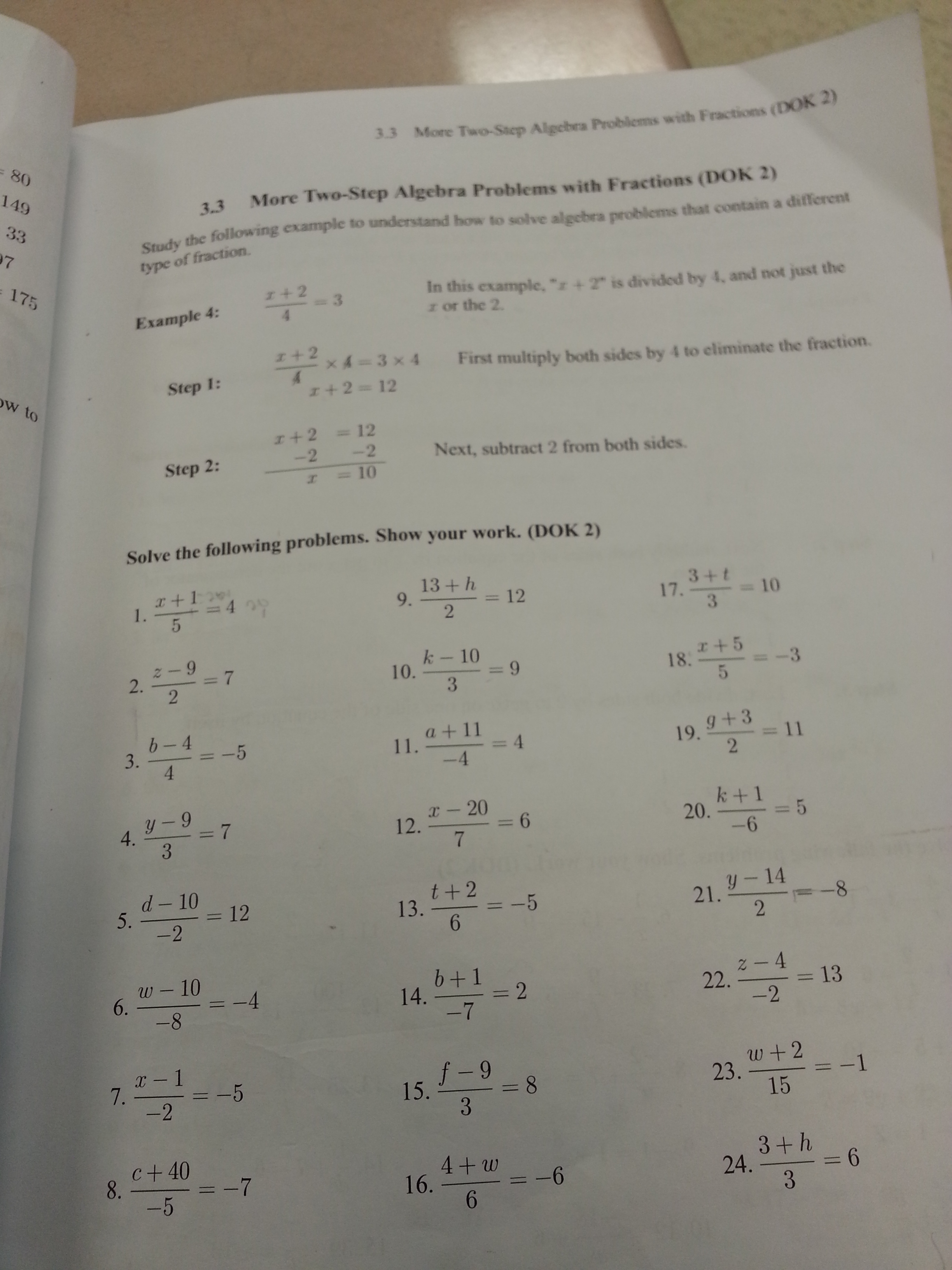 Worksheet Writing Polynomial Functions A 5 3