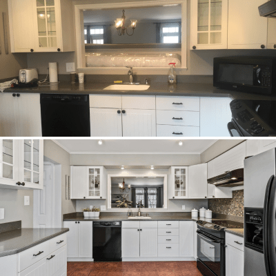 Staging Matters - Kitchen
