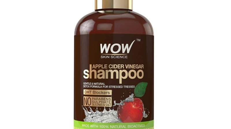WOW Apple Cider Vinegar Shampoo Review – Cool Experience