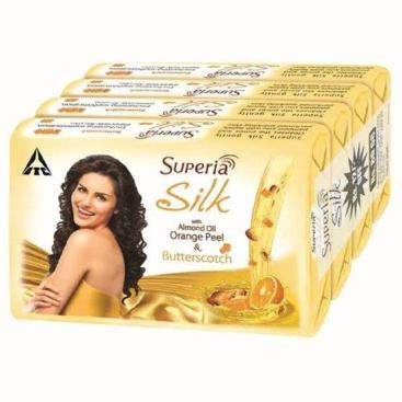 superia silk soap