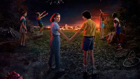 stranger things best netflix series