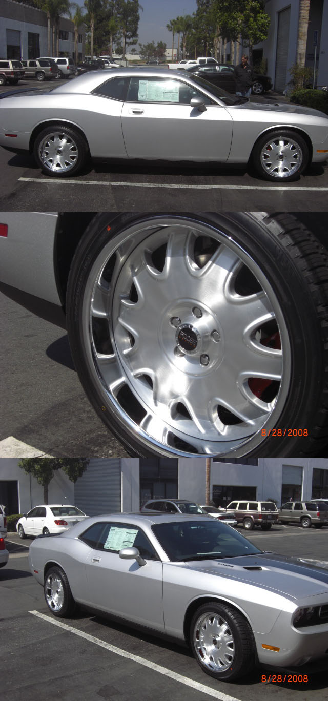 Dodge Challenger On 26 Inch Rims : dodge, challenger, Foose, Challenger, Wheels, Dodge, Forum