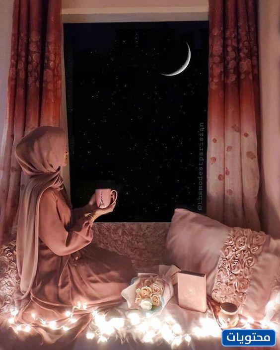 اجمل صور بنات رمضان