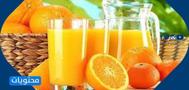 افضل عصير في رمضان