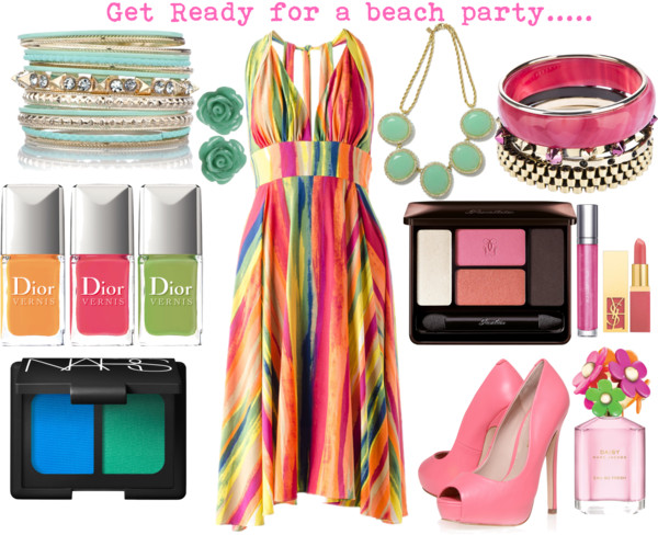 Get Ready for Beach Party.......