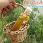 The Body Shop New Rainforest Coconut Hair Oil