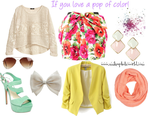 Huv cute is this combo?
