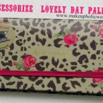 Accessorize Lovely Day Palette….Is it really worth buying?