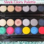 Sleek Makeup Limited edition iDivine Glory  Palette