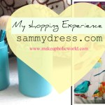 My Shopping Experience With Sammy Dress