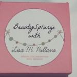 Collaboration Box #5 Memebox X Beauty Splurge With Lisa Pullano Unboxing
