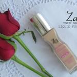 Za True White Plus Liquid Foundation