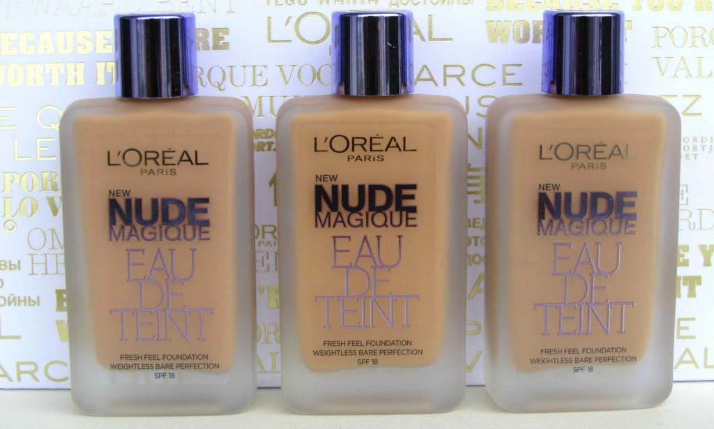 Fond de teint Magic Nude Liquid Powder LOréal