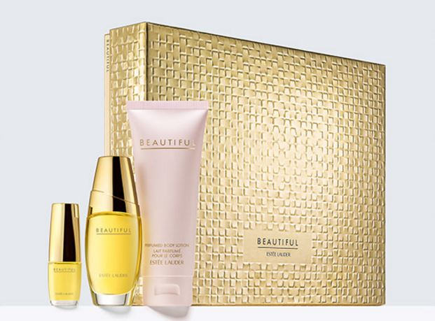 Beautiful Romantic Destination estee lauder gift set
