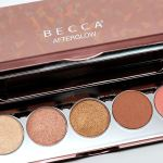 Get the glow with Becca Cosmetics Afterglow Palette