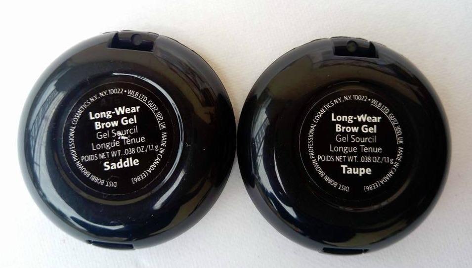 Bobbi Brown Long Wear Brow Gel Saddle,Taupe Review_002