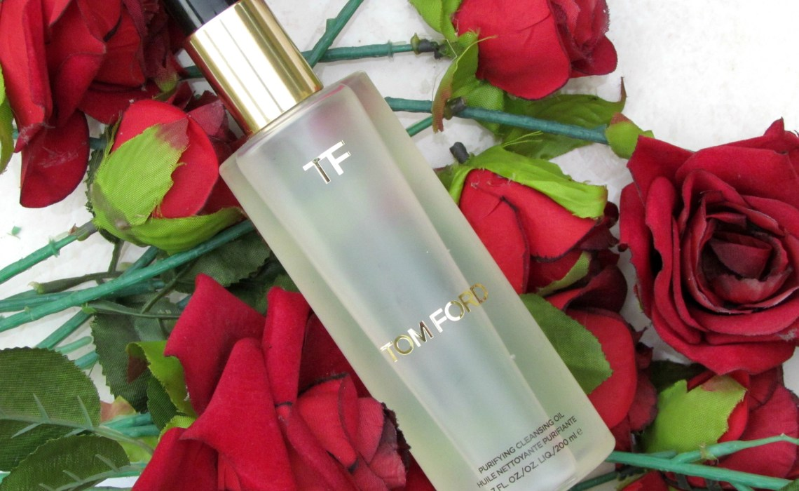 Tom Ford Purifying Cleansing Oil Review