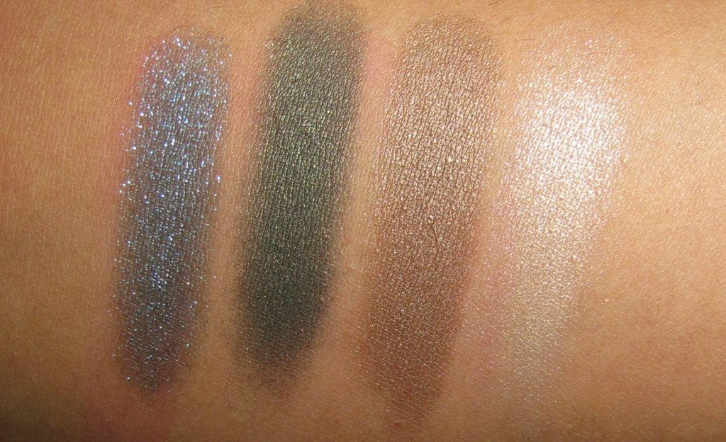 Tom Ford Eye Shadow Quad review