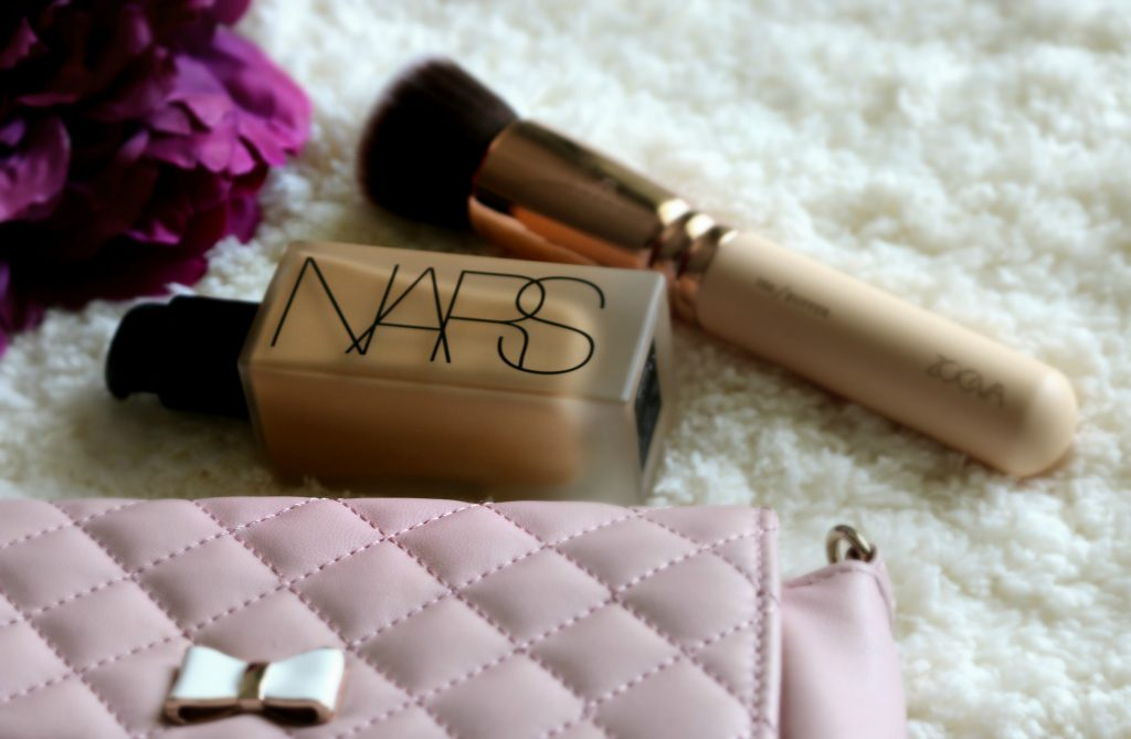 NARS All Day Luminous Weightless Foundation review