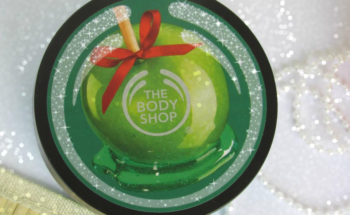 The Body Shop Glazed Apple Body Butter