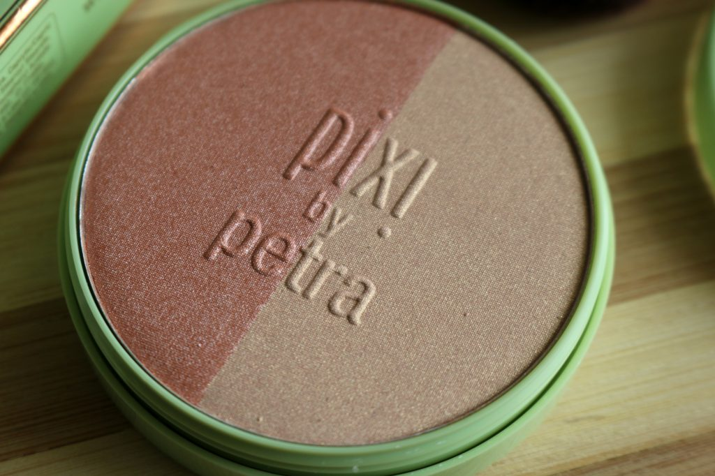 pixi beauty blush duo peach honey