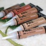 L.A. Girl PRO Conceal HD Concealer Review & Swatches