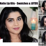 Kylie Matte Lip Kits – Posie K, Mary Jo K, Kourt K | Review, Swatches & LOTDs
