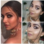 Deepika Padukone India Couture Week Inspired Makeup Tutorial