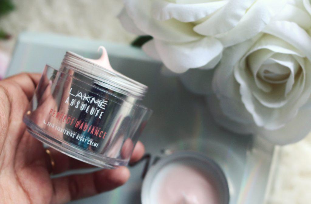 Lakmé Perfect Radiance Night Crème