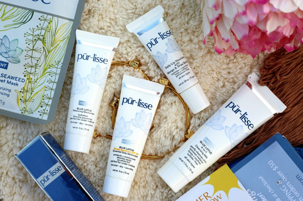 purlisse skincare products review