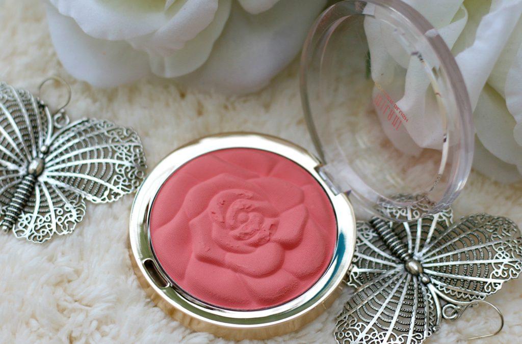 milani rose powder blush coral coove