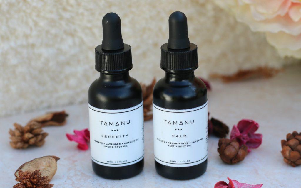 tamanu oil lab facial oil blends