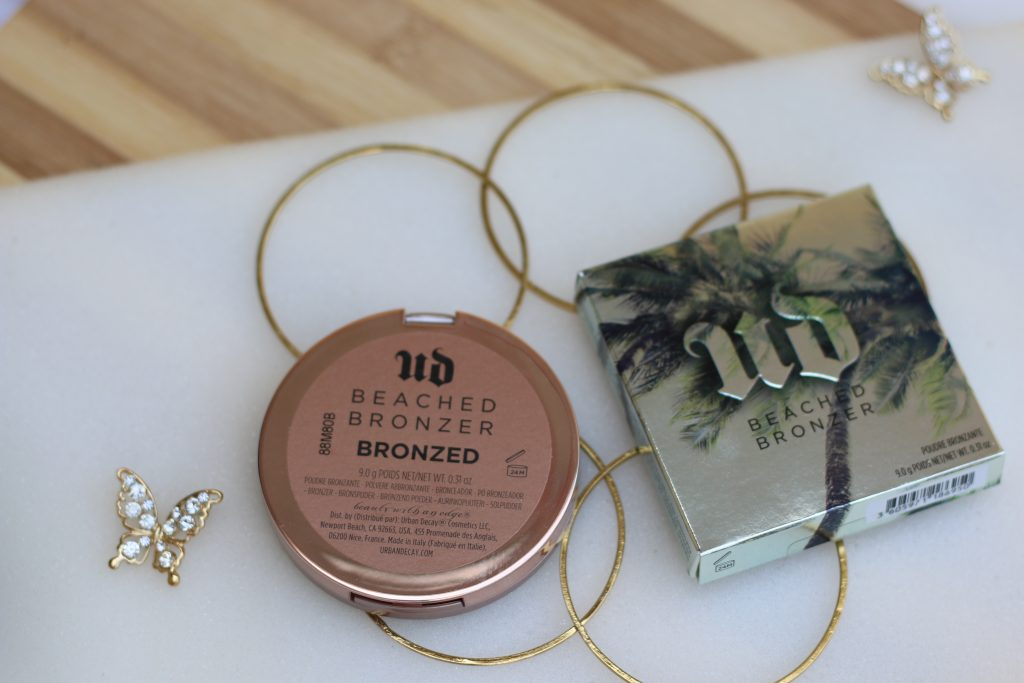 urban decay bronzer review