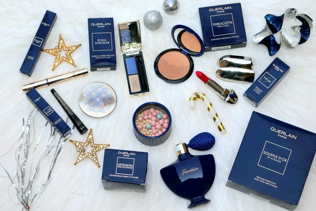 guerlain shalimar holiday 2016 makeup collection