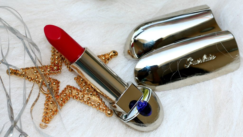 Guerlain Rouge Exceptional Complete Lipstick - 821 Rouge Saphir